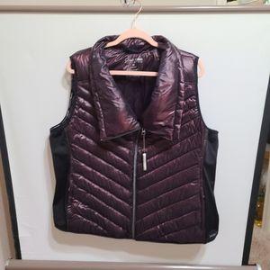 Calvin klein down filled puffer vest size 3x